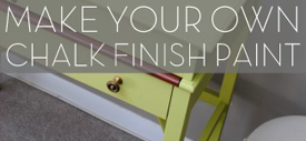 Make your own Chalk Paint