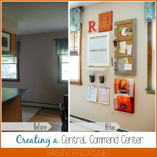 Creating a Central Command Center
