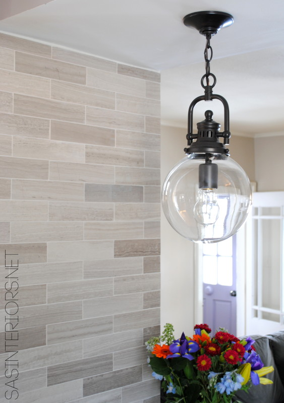 Tile for the Kitchen Remodel