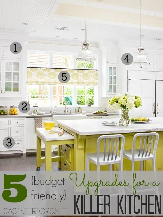 5 Upgrades for a Killer Kitchen