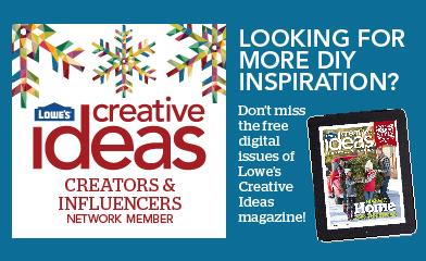 Lowes Creative Ideas Team Member