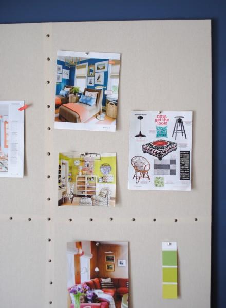 HUGE, Giant Inspiration Board created by @Jenna_Burger, sasinteriors.net