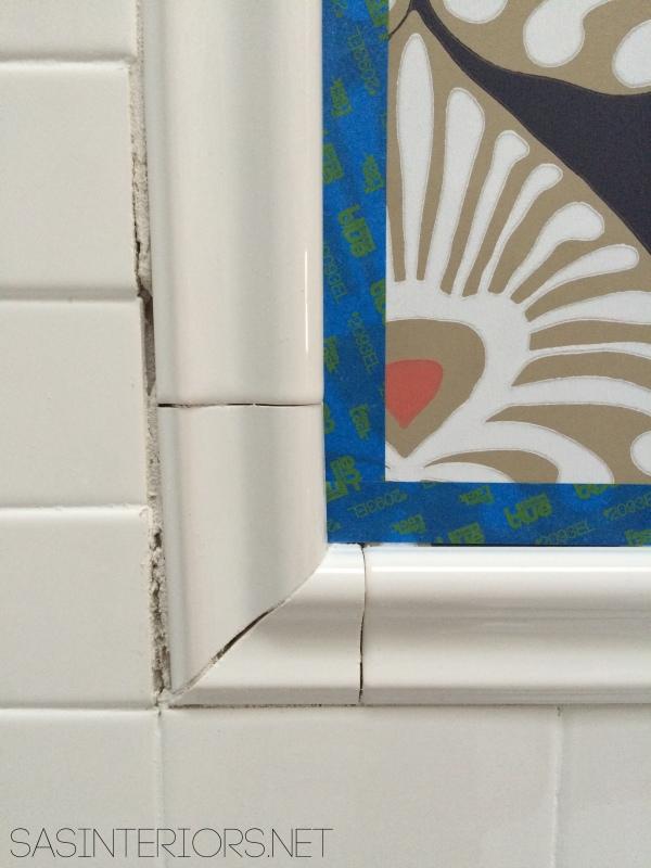 Adding a Tile Trim Border