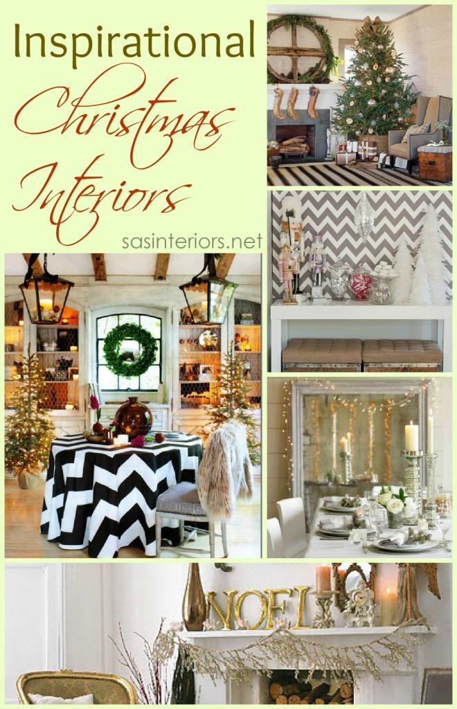 Inspirational Christmas Interiors