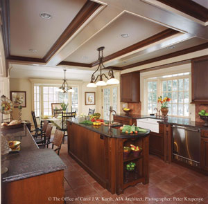 Photo courtesy of Carol Kurth Architects, AIA and This Old House Magazine
