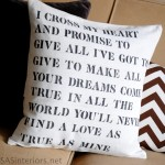 Wedding-Lyric-Stencil-Drop-Cloth-Pillow
