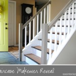 Stair Makeover Final Reveal