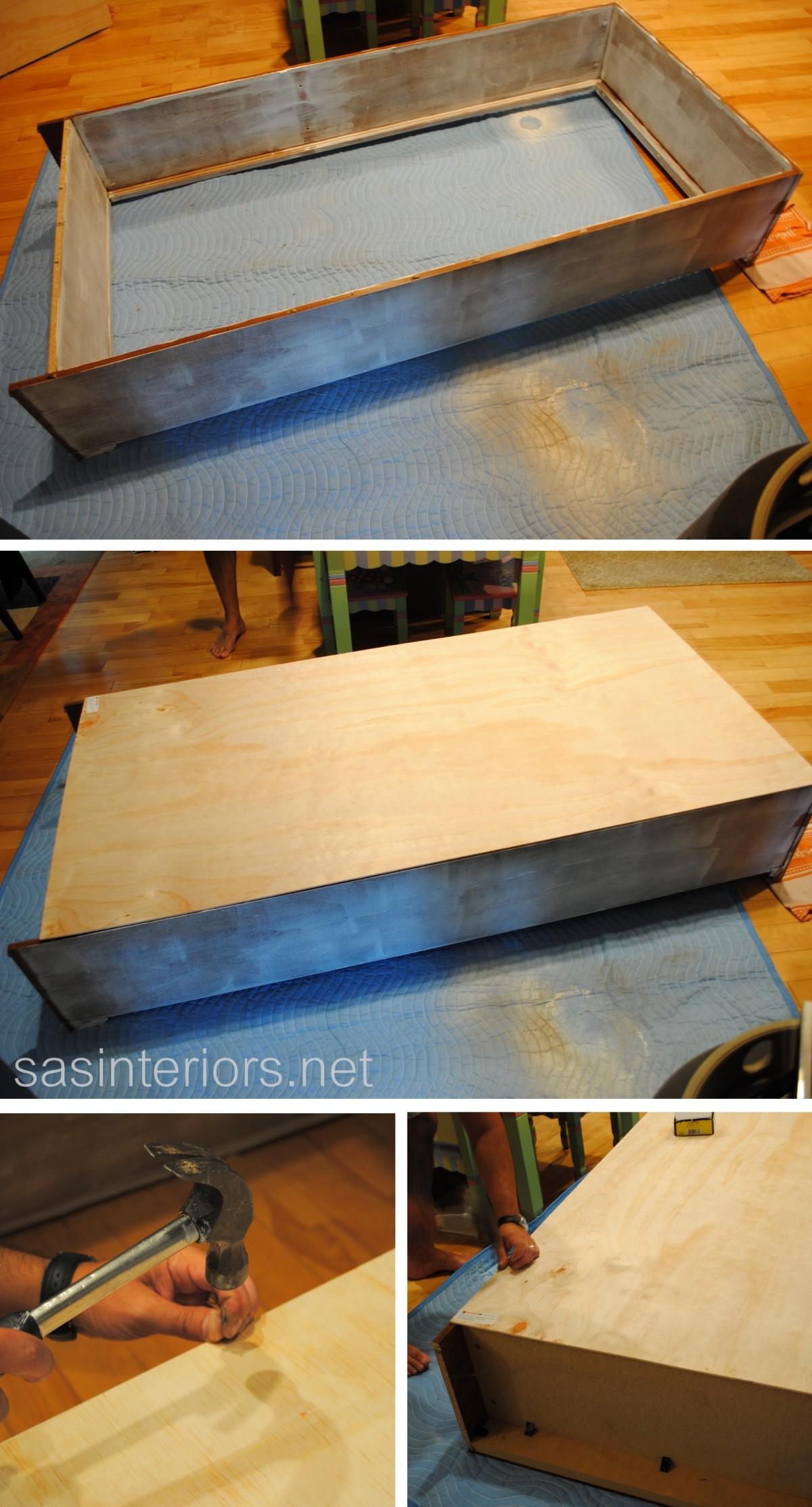 How To Paint Laminate Furniture Jenna Burger Design Llc