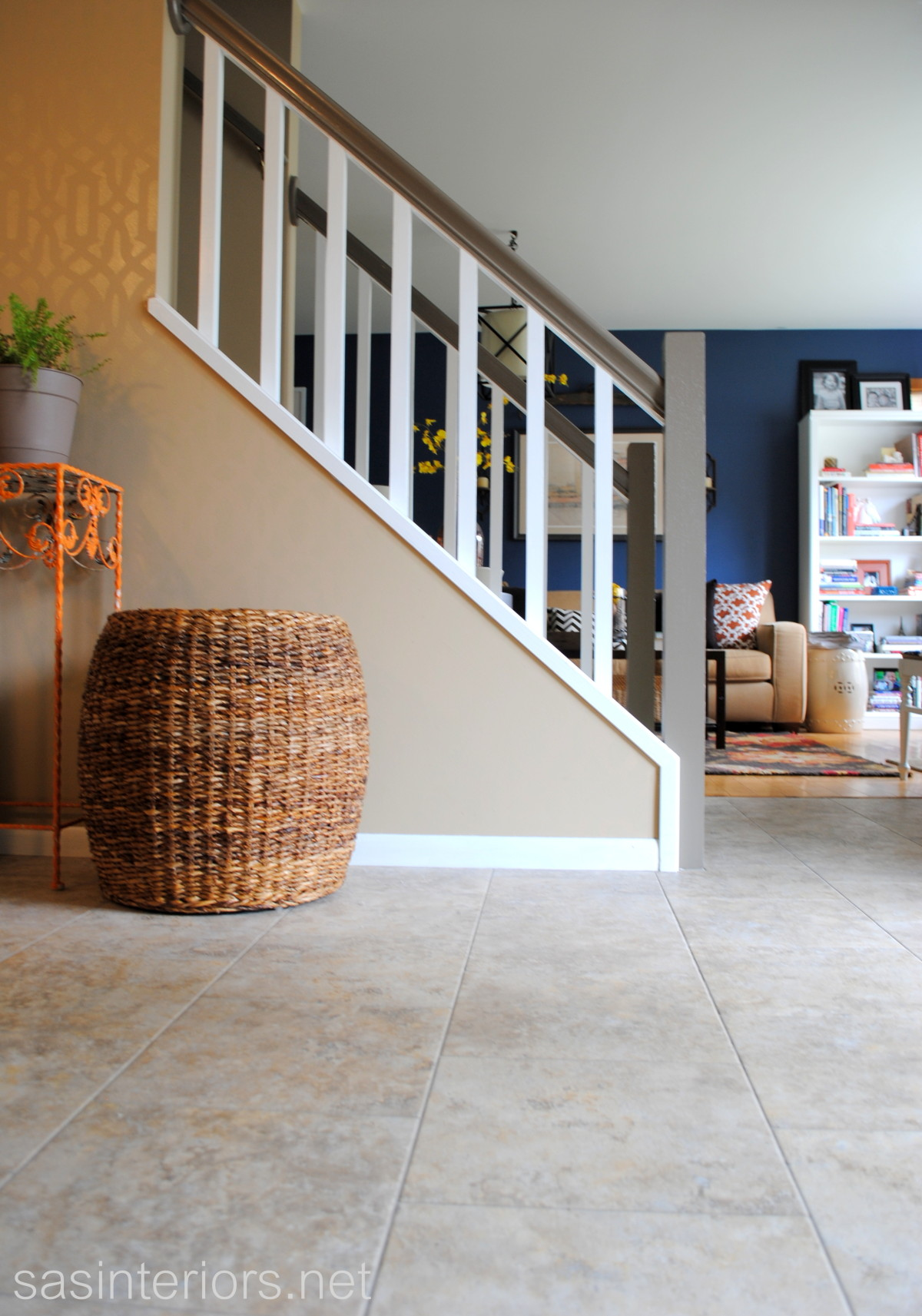 DIY: Installing Groutable Luxury Vinyl Tile - Jenna Burger