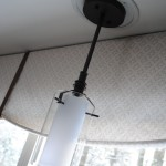 Easily and Inexpensively Convert a Recessed Light to a Hanging Decorative Fixtures by @Jenna_Burger via sasinteriors.net