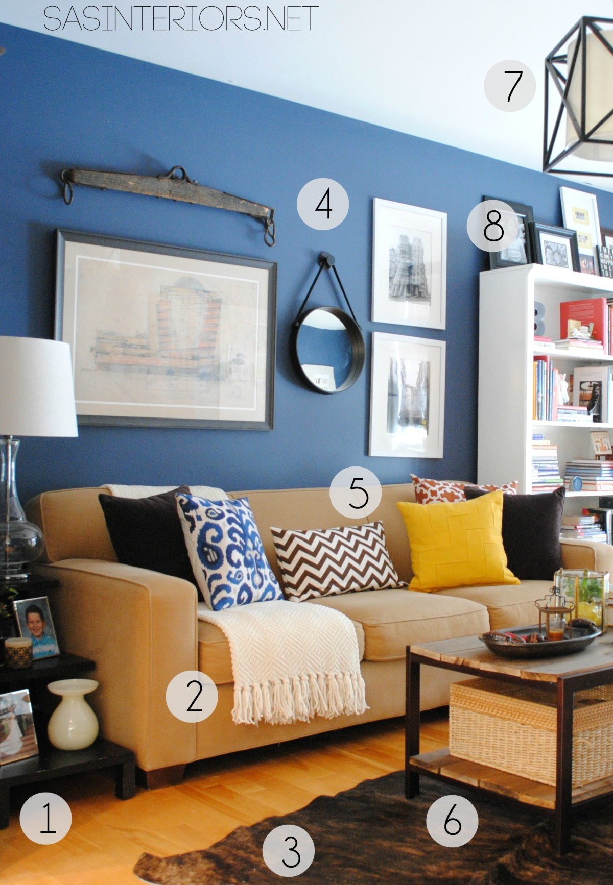 The Nitty Gritty Details Of The Home Office Family Room Jenna Burger