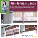 WIN Bamboo Shades at sasinteriors.net
