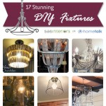 17 Stunning DIY Fixtures_hometalk_1
