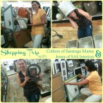 Scouting, Shopping, Styling, Shooting for 3 Room Makeovers with Saratoga Mama and SAS Interiors
