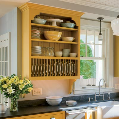 kitchen cabinets with open shelves 5 reasons to choose open shelves in the kitchen 8185