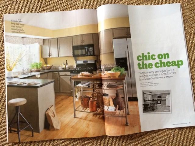 My Kitchen featured in KBMO