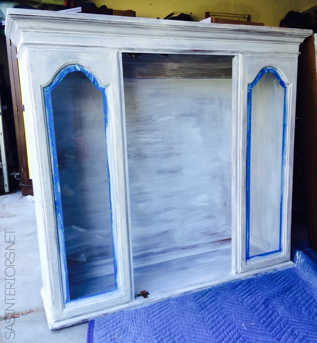 China Cabinet Makeover: PRIMING! An entire post on Why & How-To Prime a Wood Surface. Priming any surface before painting is so important & it can save you money. Come see the result of how what prime can do & follow along on this furniture makeover