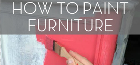 Paint Furniture