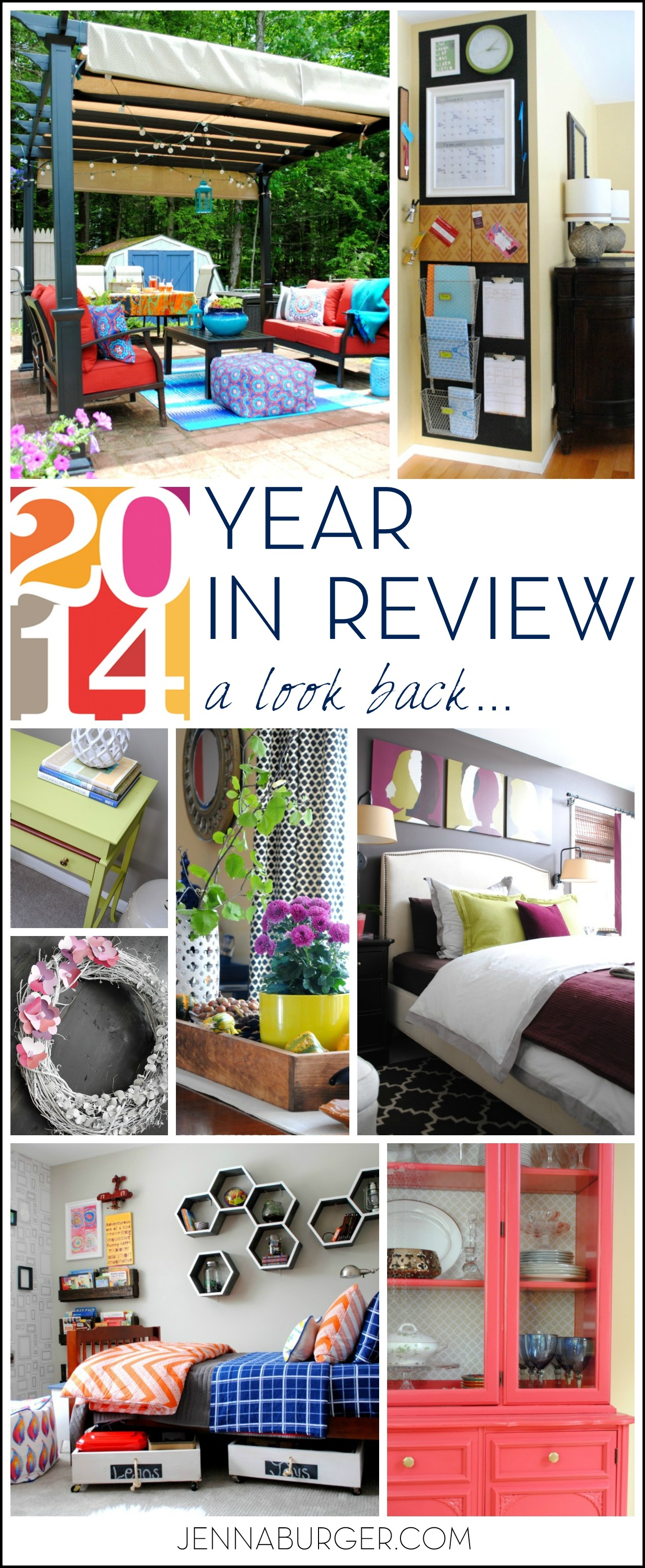 Take a look back on all the highlights of 2014 with a year in review!