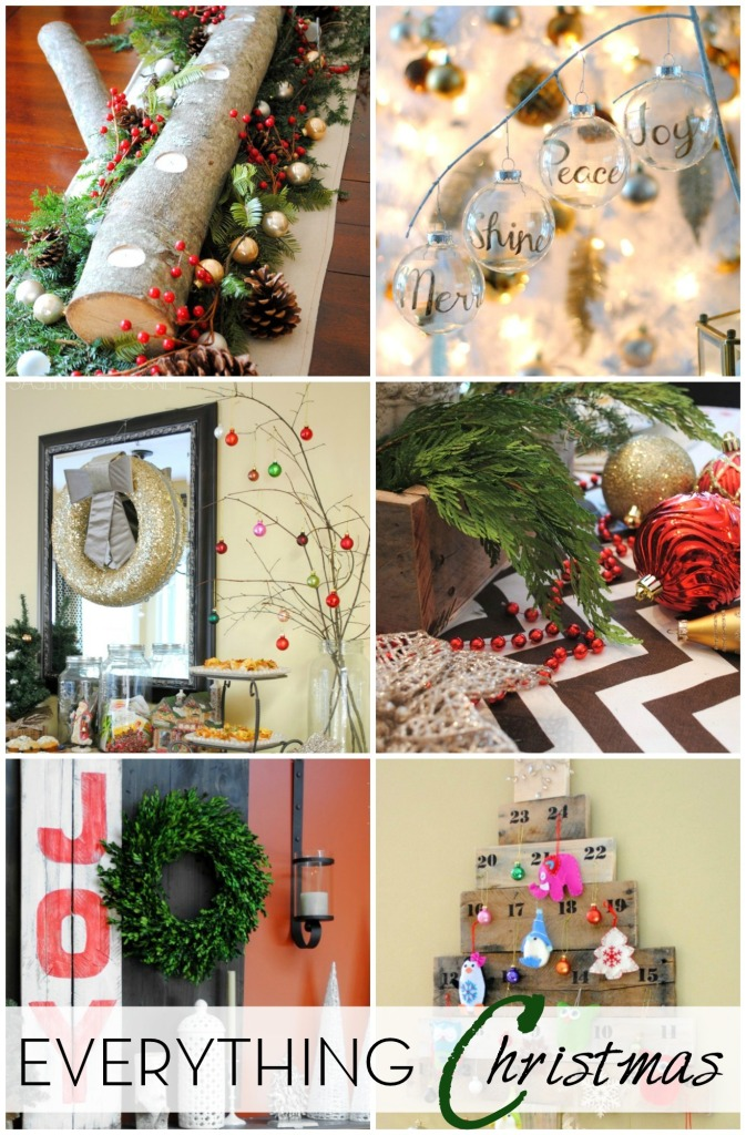 Everything christmas - All Christmas and seasonal creations in one post!