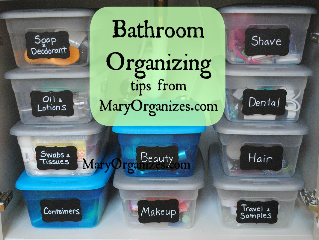 Bathroom Cabinet Organizer Ideas diy bathroom countertop storage - moncler-factory-outlets