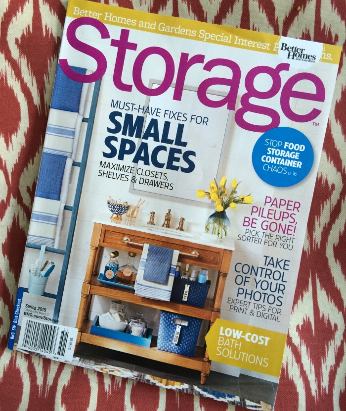Publication Feature Storage 100 Ideas Decorating Small