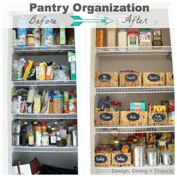 organizing for the home 30 ideas tips tricks to help organize - Kitchen Organization Ideas