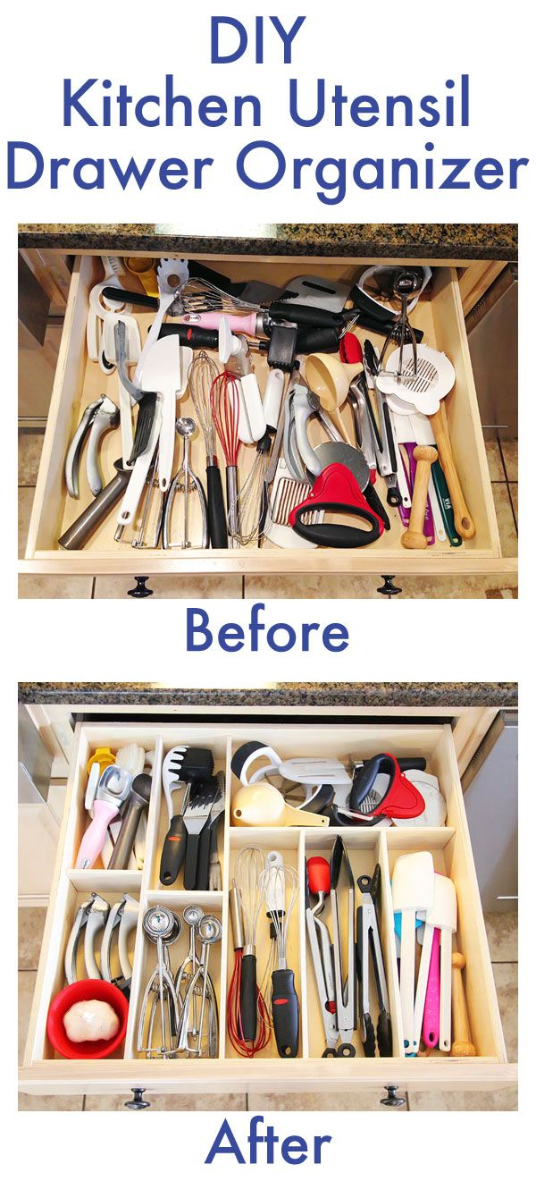 Ideas for kitchen organization - Organizing For The Home 30 Ideas Tips Tricks To Help Organize