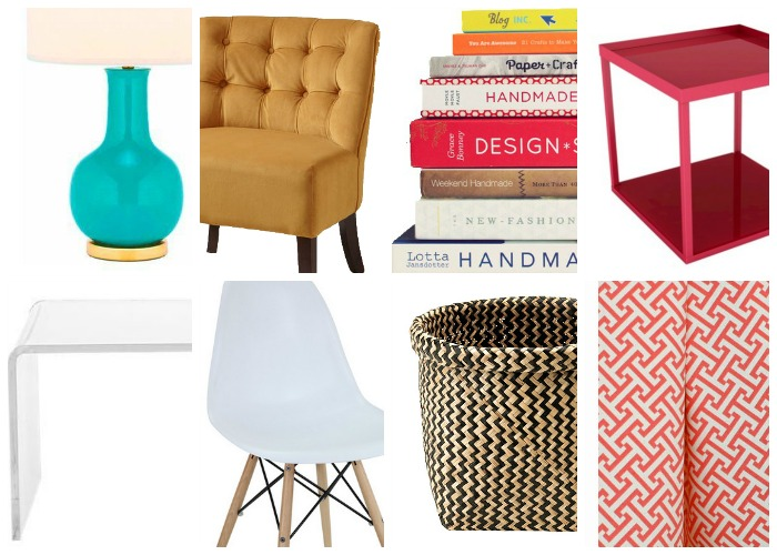 Layers + Accessories for the proposed Living Room makeover
