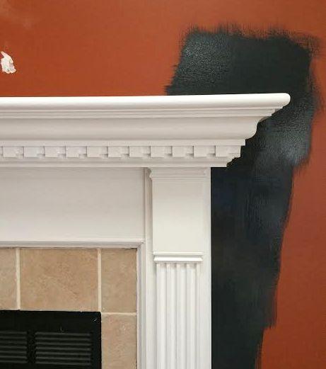Living Room Makeover Black Bold Budget Jenna Burger