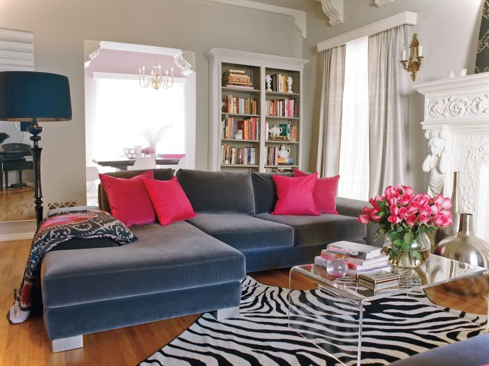 Inspiration for the new living room makeover