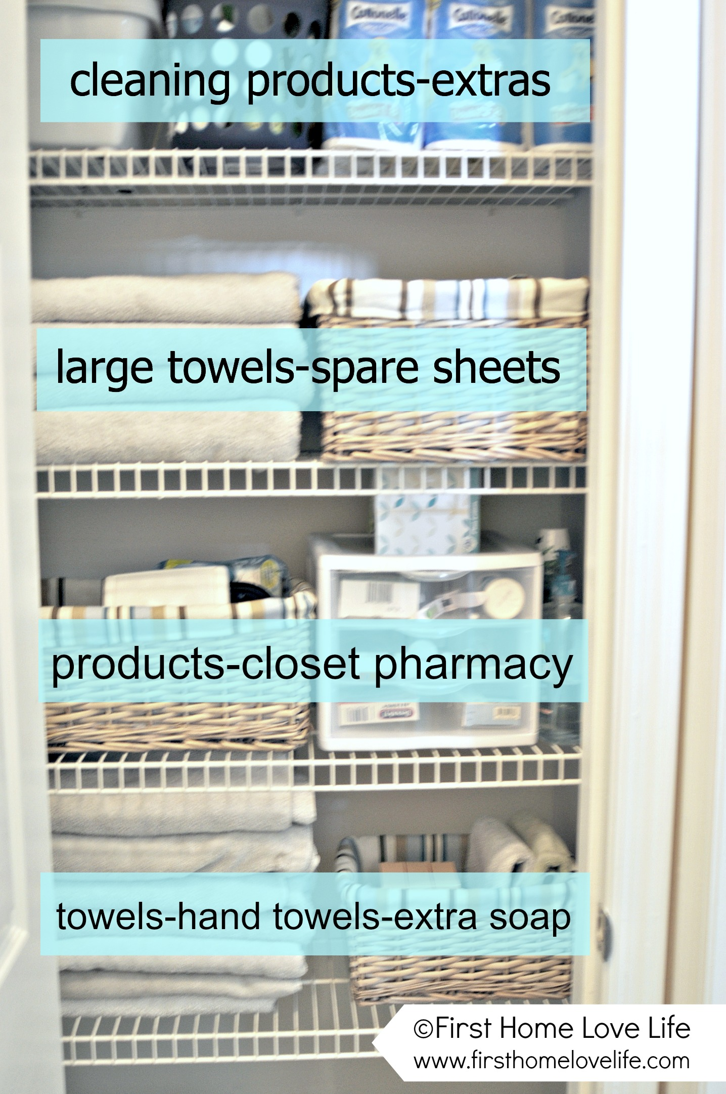 13 closet organizing ideas combat the closet clutter for How do you organize your closet