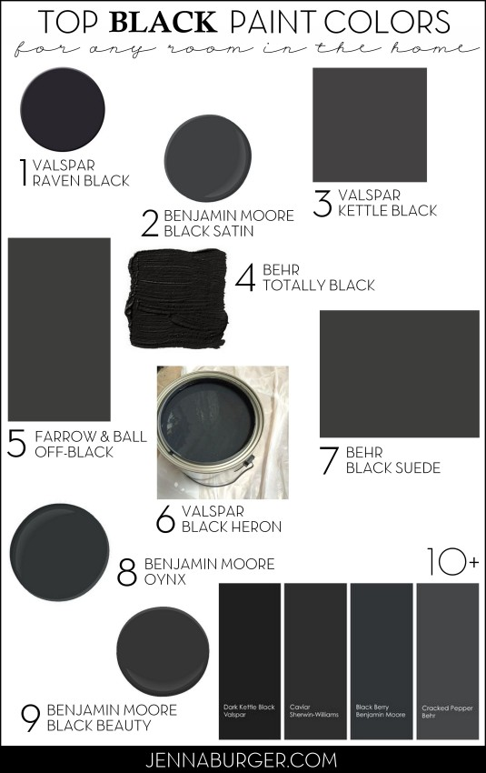 top paint colors for black walls painting a black wall in the living. Black Bedroom Furniture Sets. Home Design Ideas