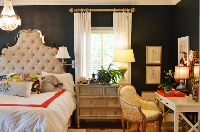 living room tan paint how to make black walls work jenna burger