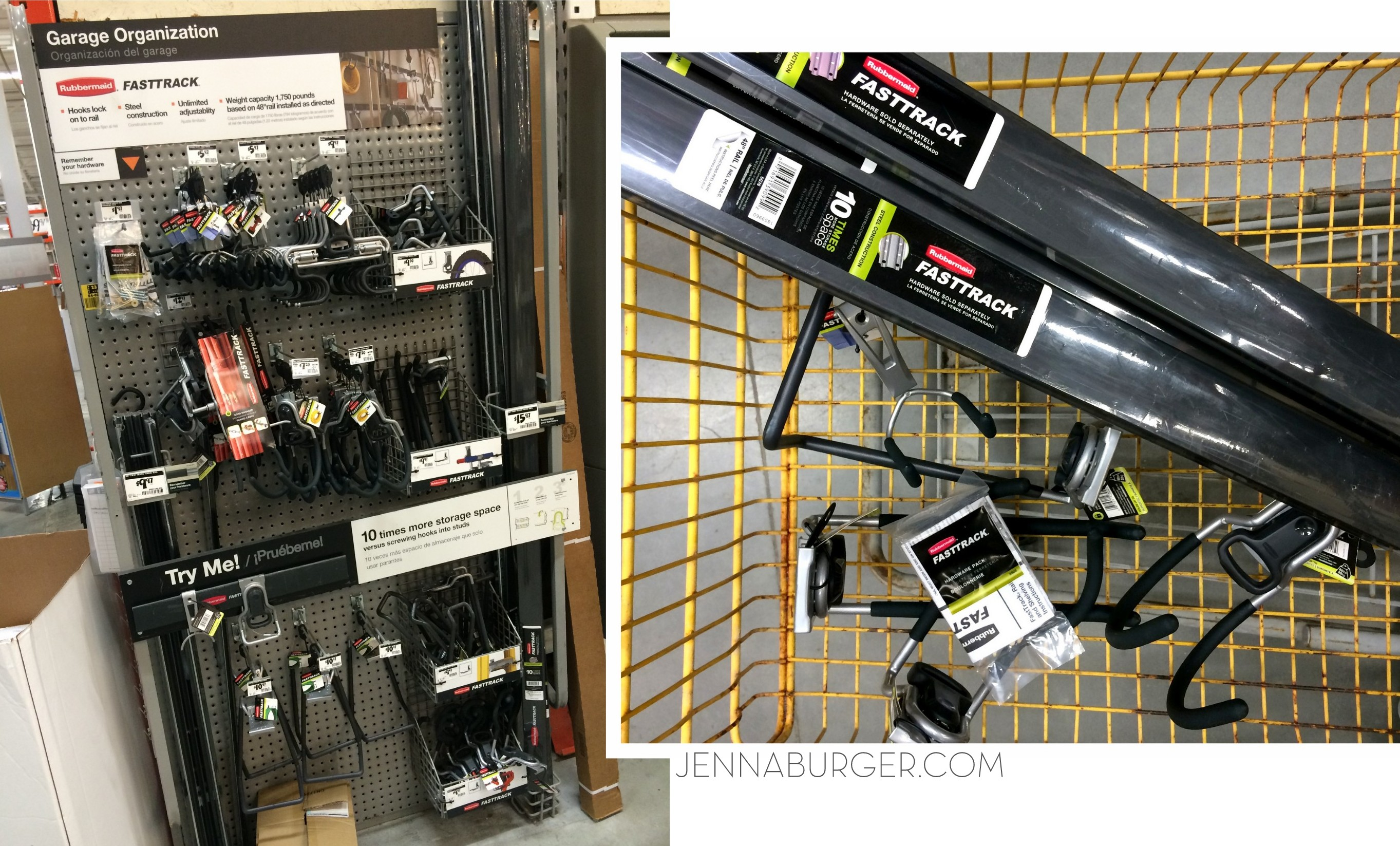 rubbermaid garage organization ideas - Getting Organized in the Garage Ideas for Organization