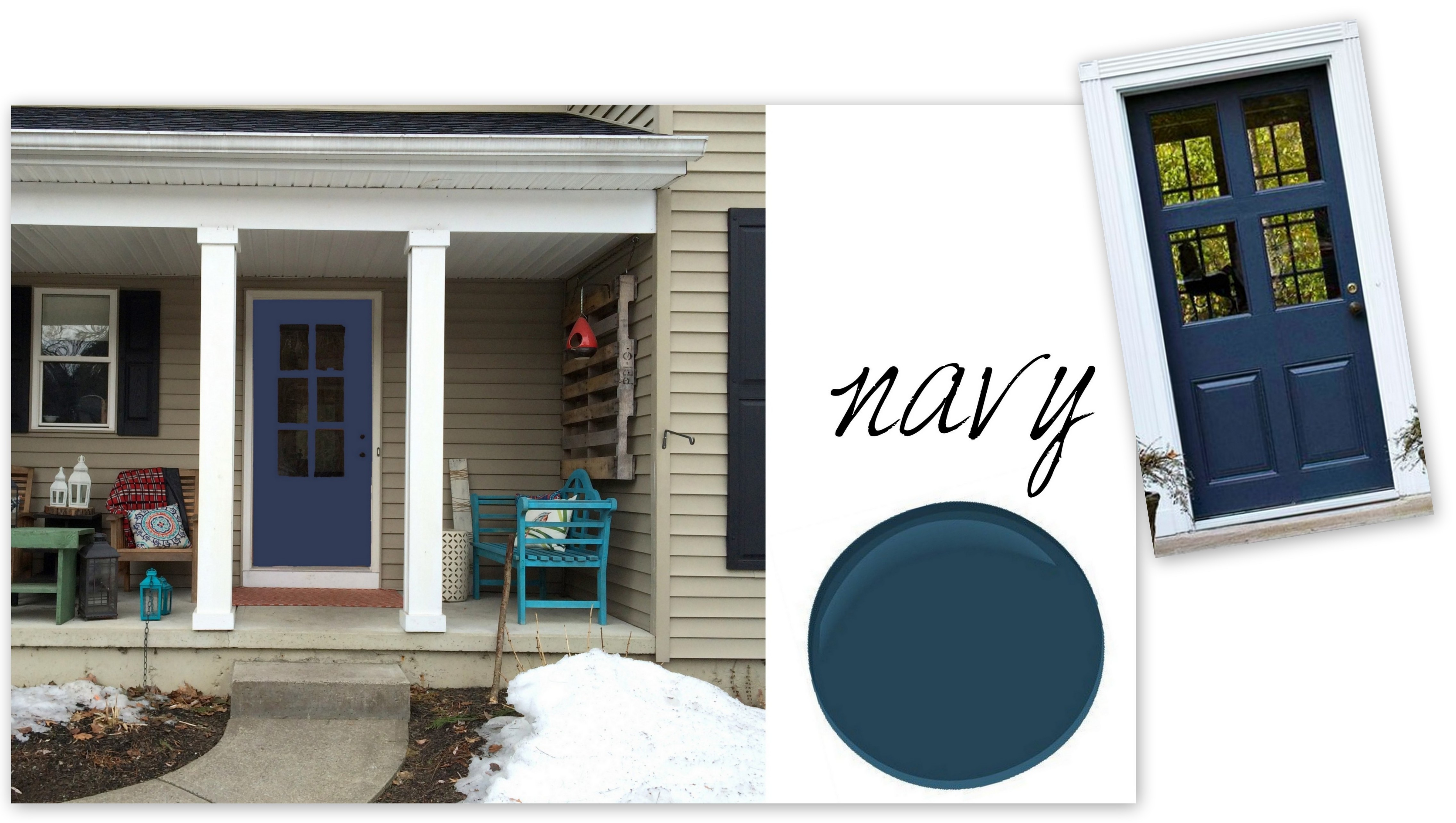Front door dilemma choosing a new color jenna burger navy front door dilemma choosing a new paint color for the front door rubansaba