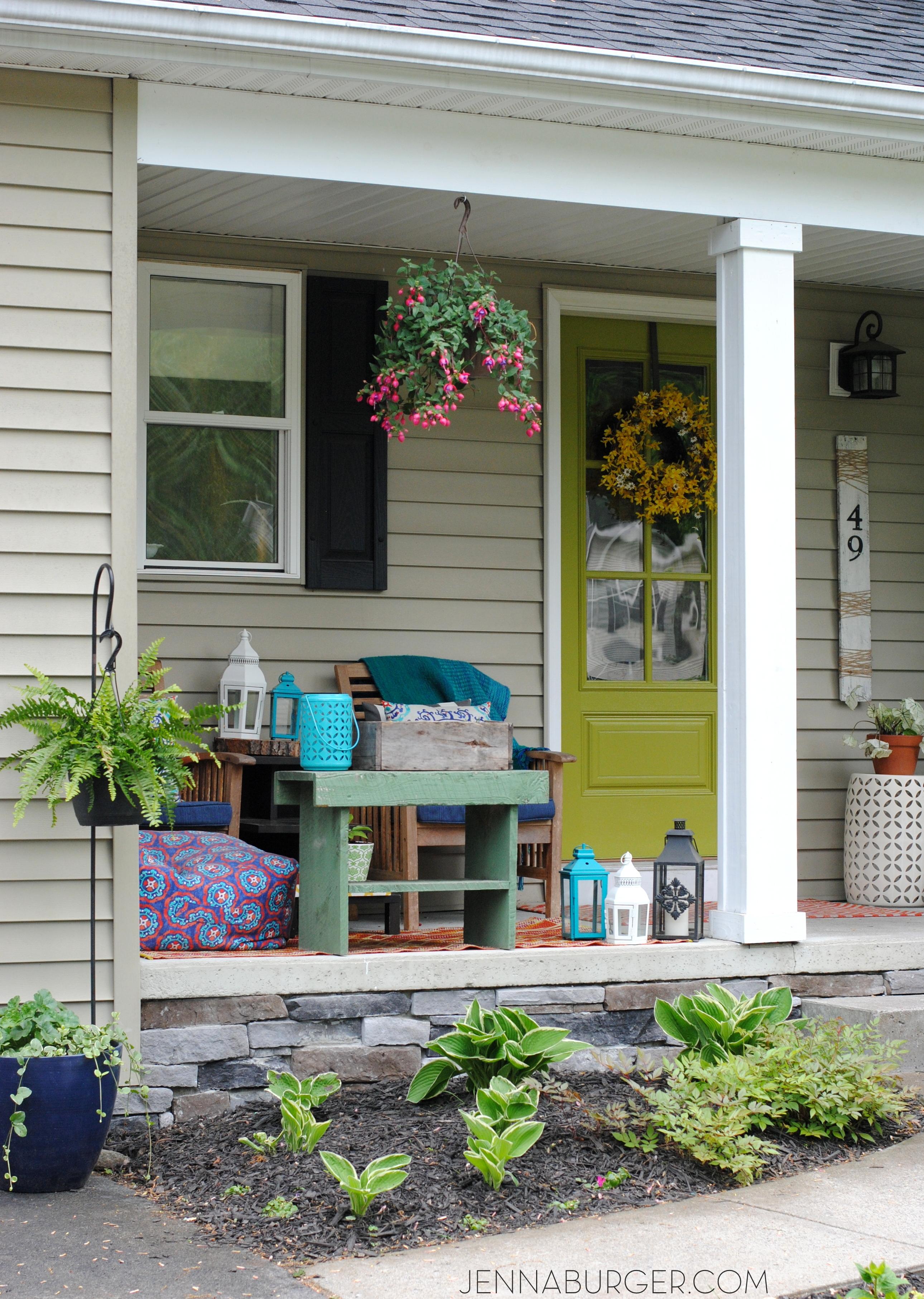 Spring Summer Front Porch Jenna Burger