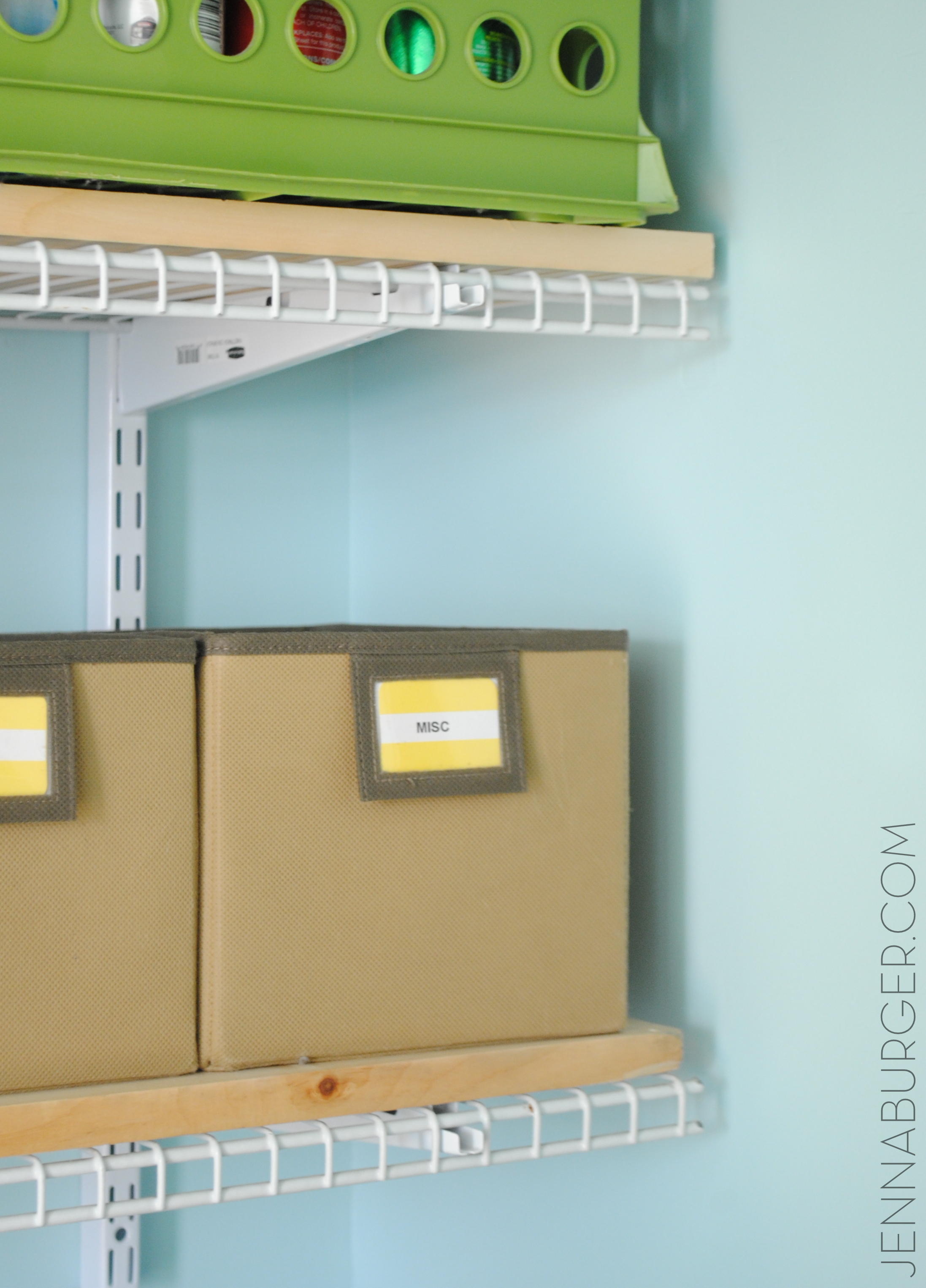 LAUNDRY ROOM Closet REVAMP In One Weekend New Paint More Storage