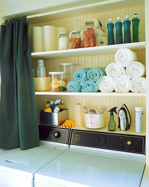 Laundry Room Inspiration: 5 Ways to REVAMP  a laundry room on a BUDGET!