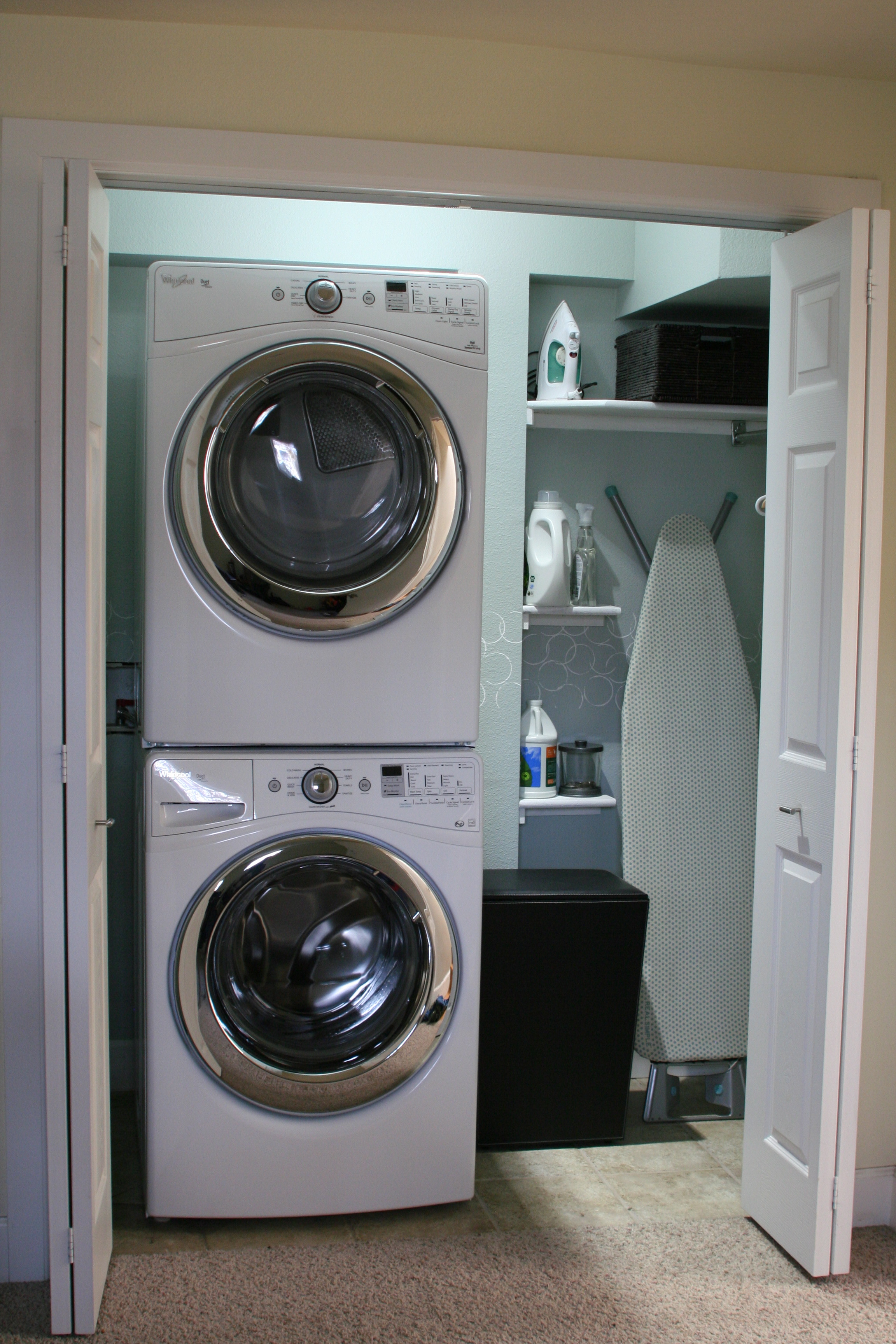 5 Ways to Revamp a Laundry Room on a Bud Jenna Burger