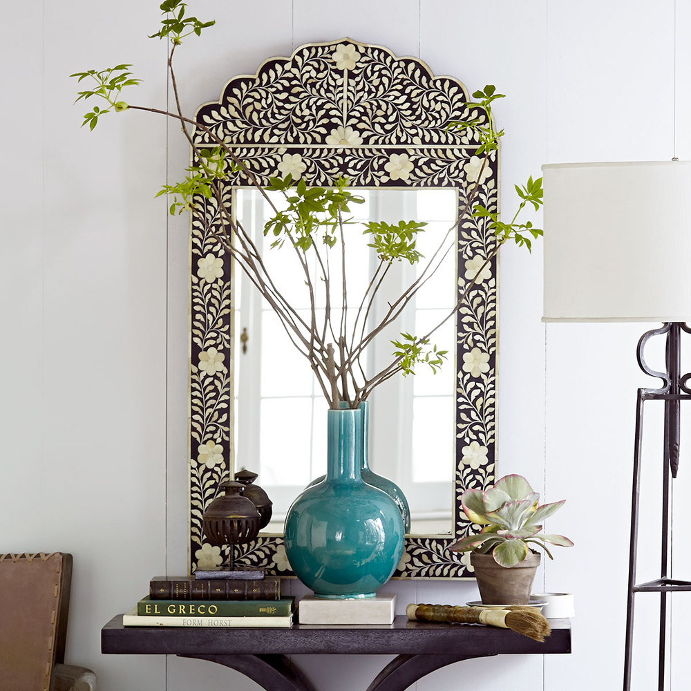 Decorate with mirrors jenna burger for Home decorating mirrors