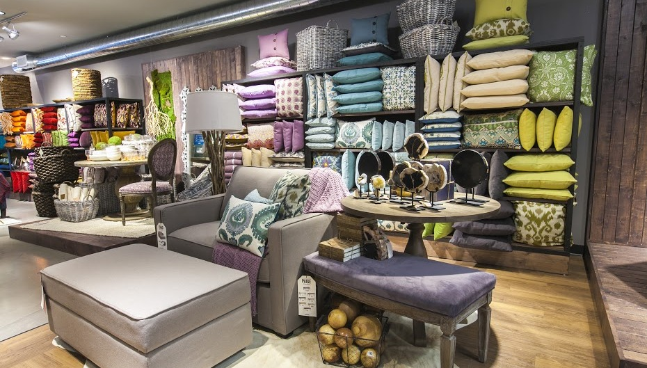 World market store opening in chelsea nyc jenna burger for Interior designer cost plus