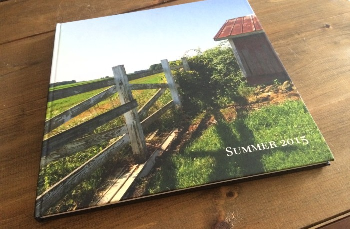 Ode to Summer: Capturing memories and remembering Summer moments with a Custom Photo Book