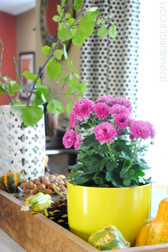 Fall Tablescape: More Decorating ideas for the Home using Fall Favorites