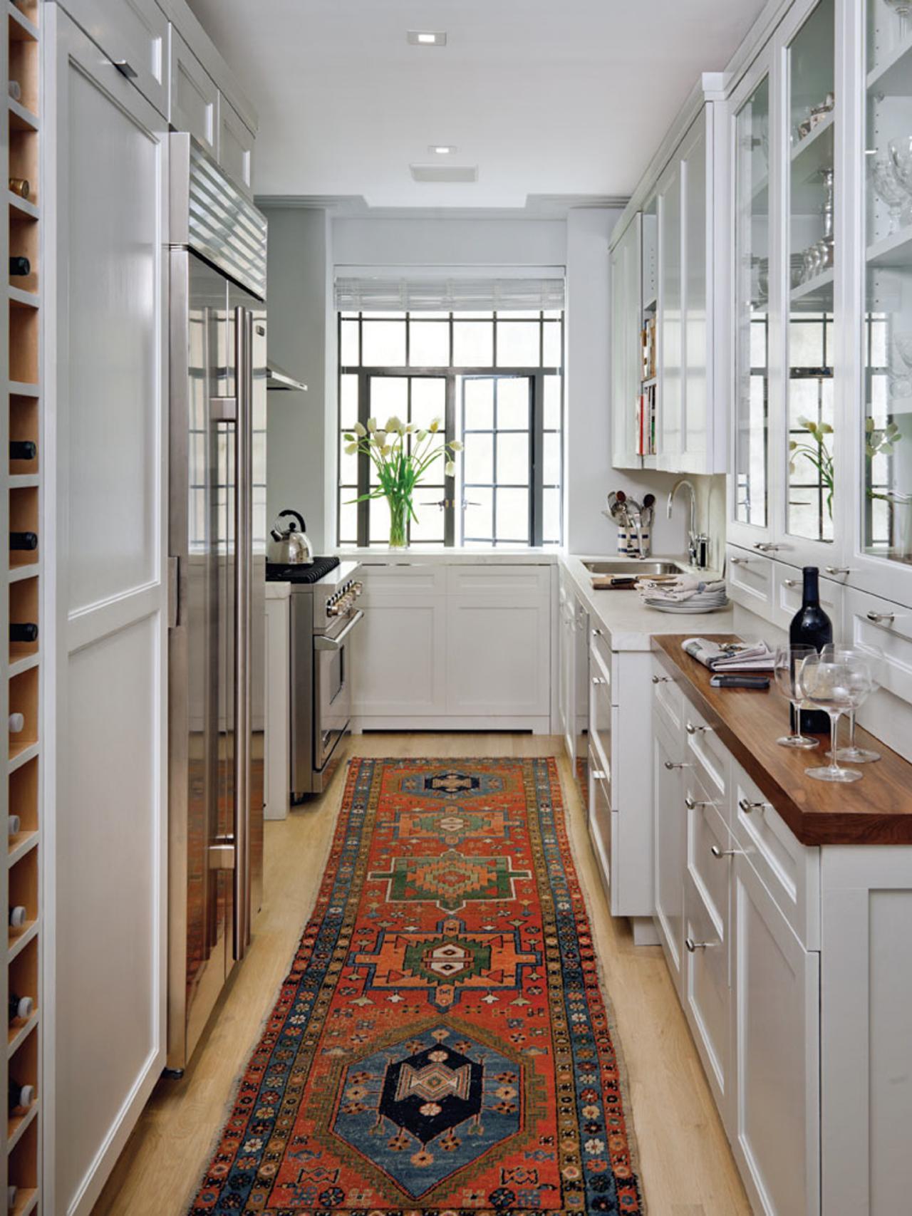 wonderful white kitchens - jenna burger