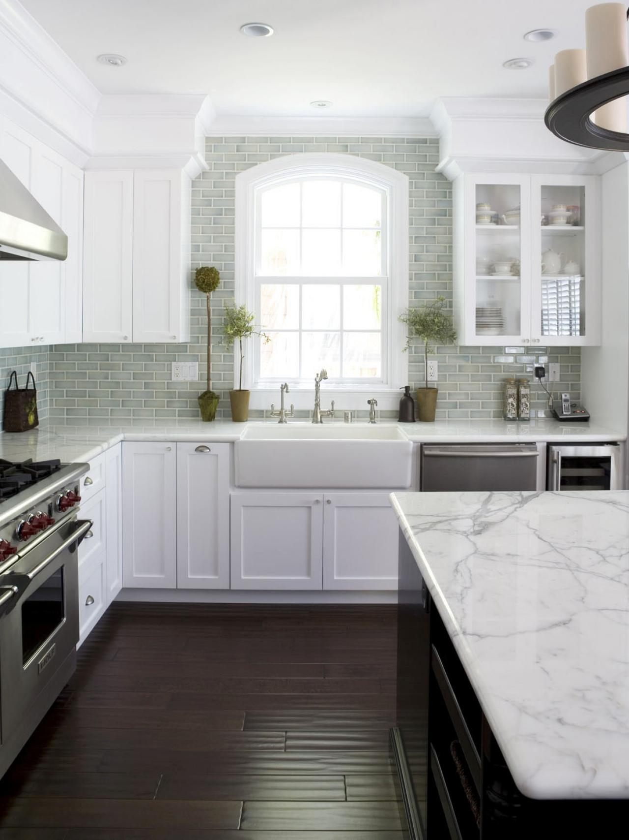 Wonderful White Kitchens