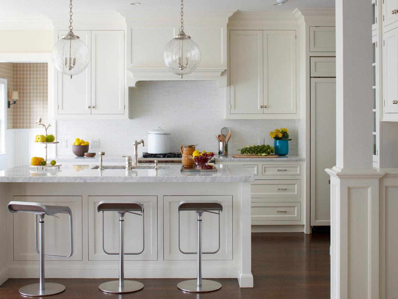 White On White Kitchen Wonderful White Kitchens Jenna Burger
