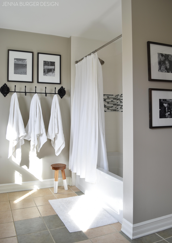 Budget Bathroom Renovation Reveal Jenna Burger