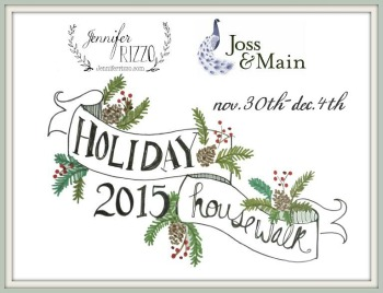 Holiday Housewalk hotsed by Jennifer Rizzo
