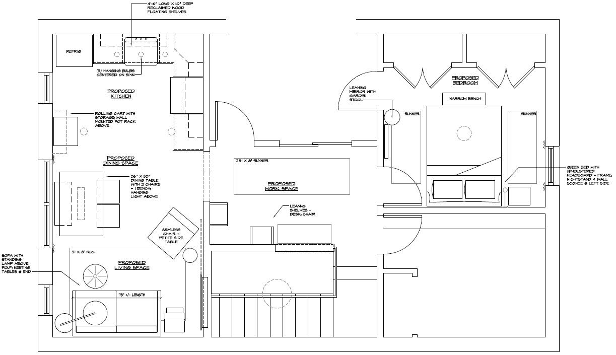 Creating an Interior Design Plan Mood Board Jenna Burger